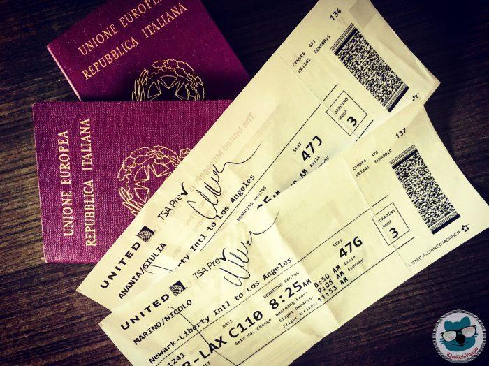 New York - Passport