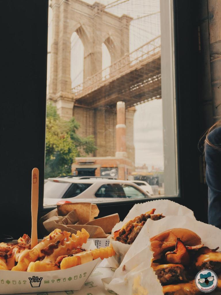 New York - Shake Shack Brooklyn