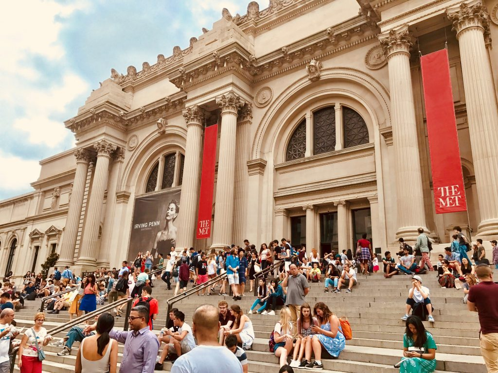 New York - The MET
