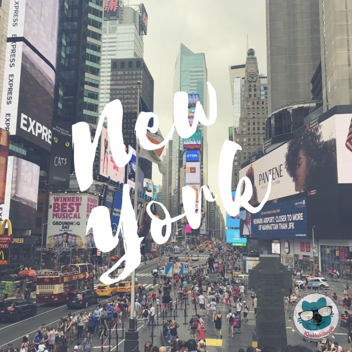 3 Giorni a New York - Primo Giorno