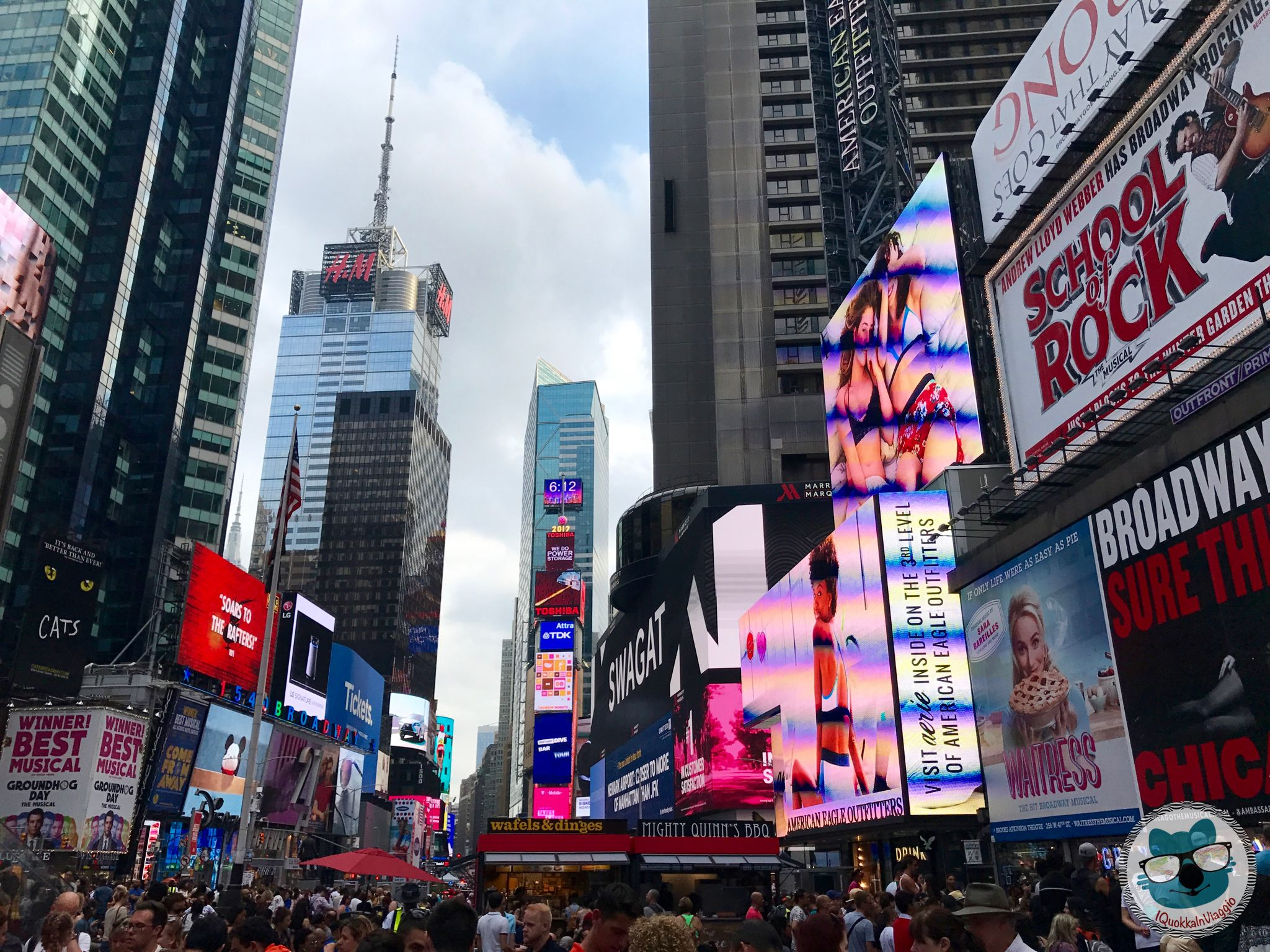 Amo New York dating spettacolo