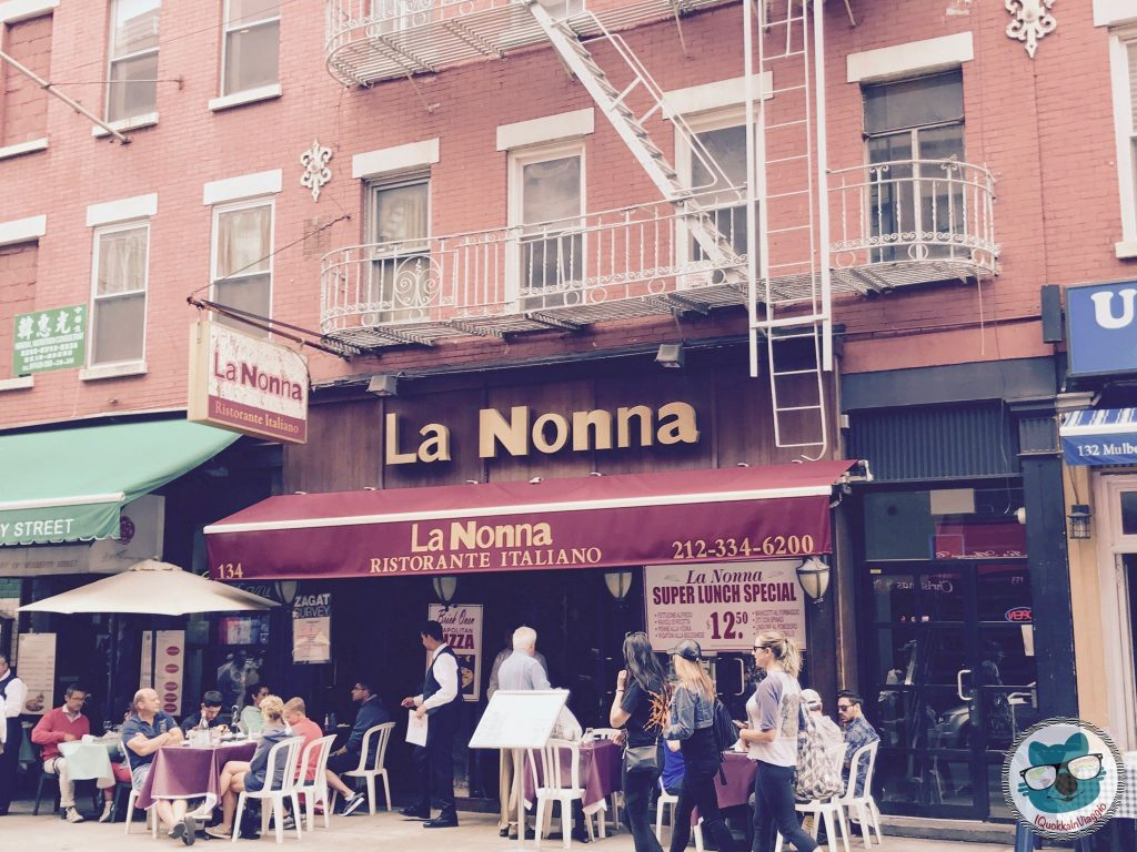 New York - Little Italy