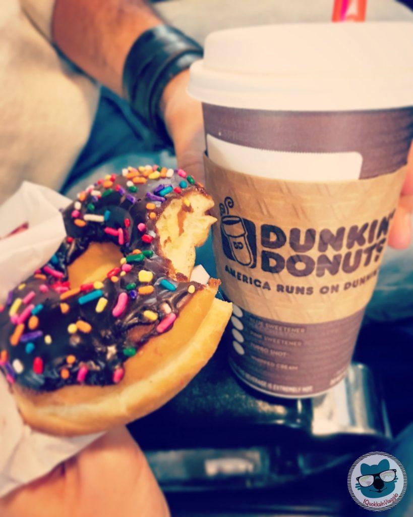 New York - Dunkin Donuts