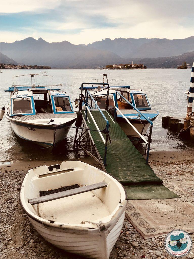 Lago Maggiore - Barche a Stresa