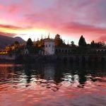 Lago Maggiore - Isole Borromee Tramonto