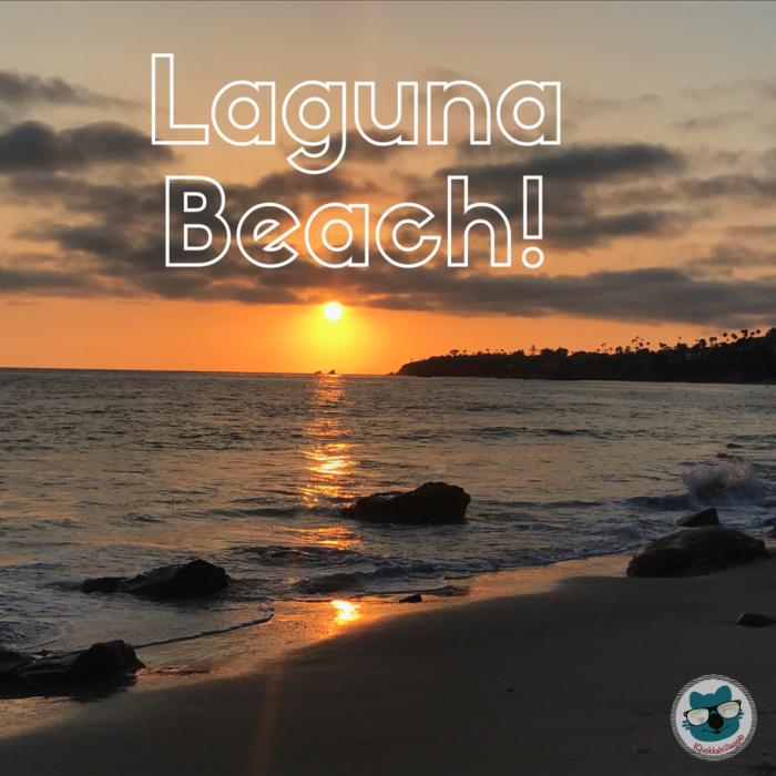 Laguna Beach - Copertina