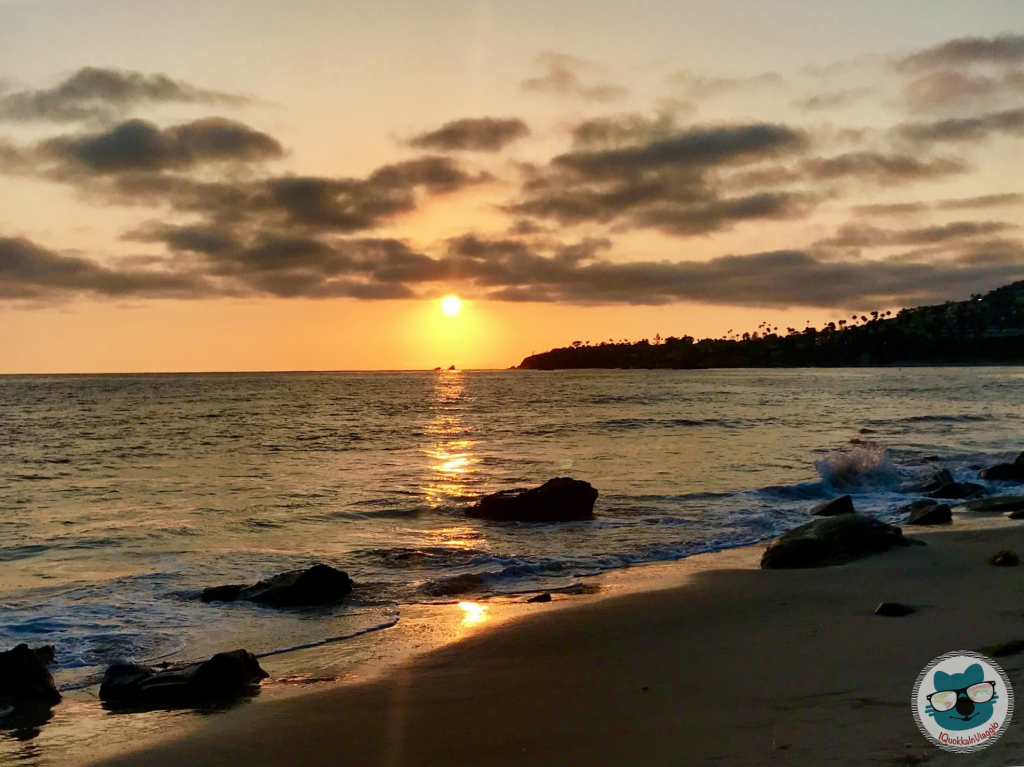 Laguna Beach - Sunset