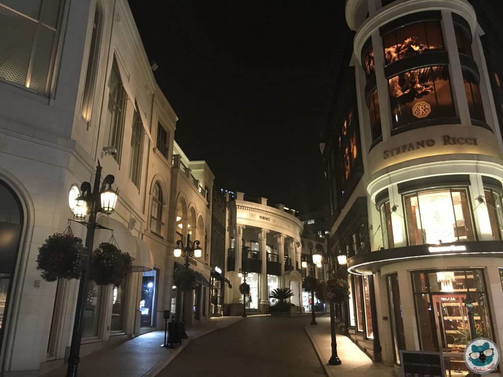 Los Angeles - Rodeo Drive
