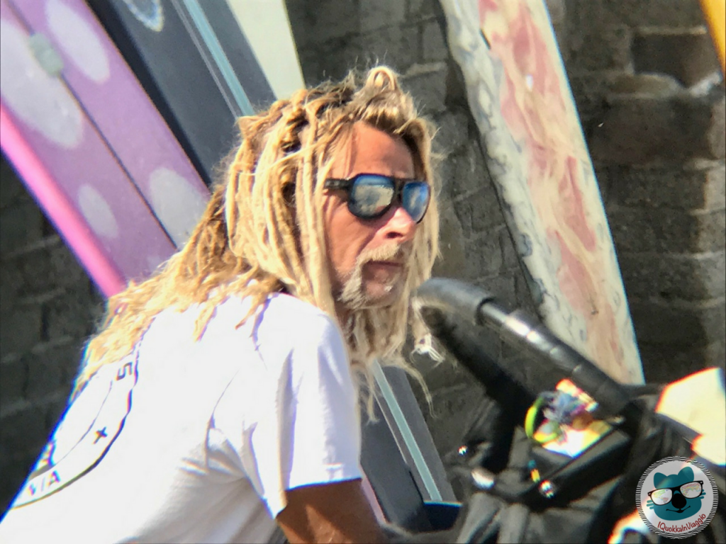 Malibù - Surfer