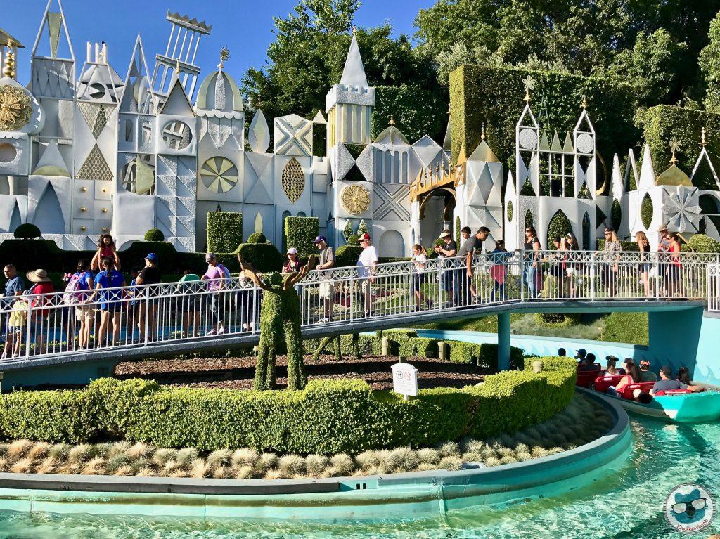 Disneyland - Little World