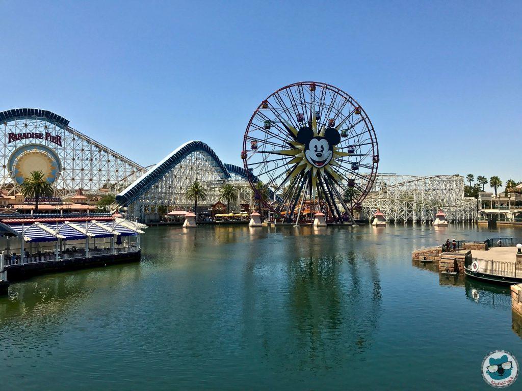 Disneyland - Paradise Pier