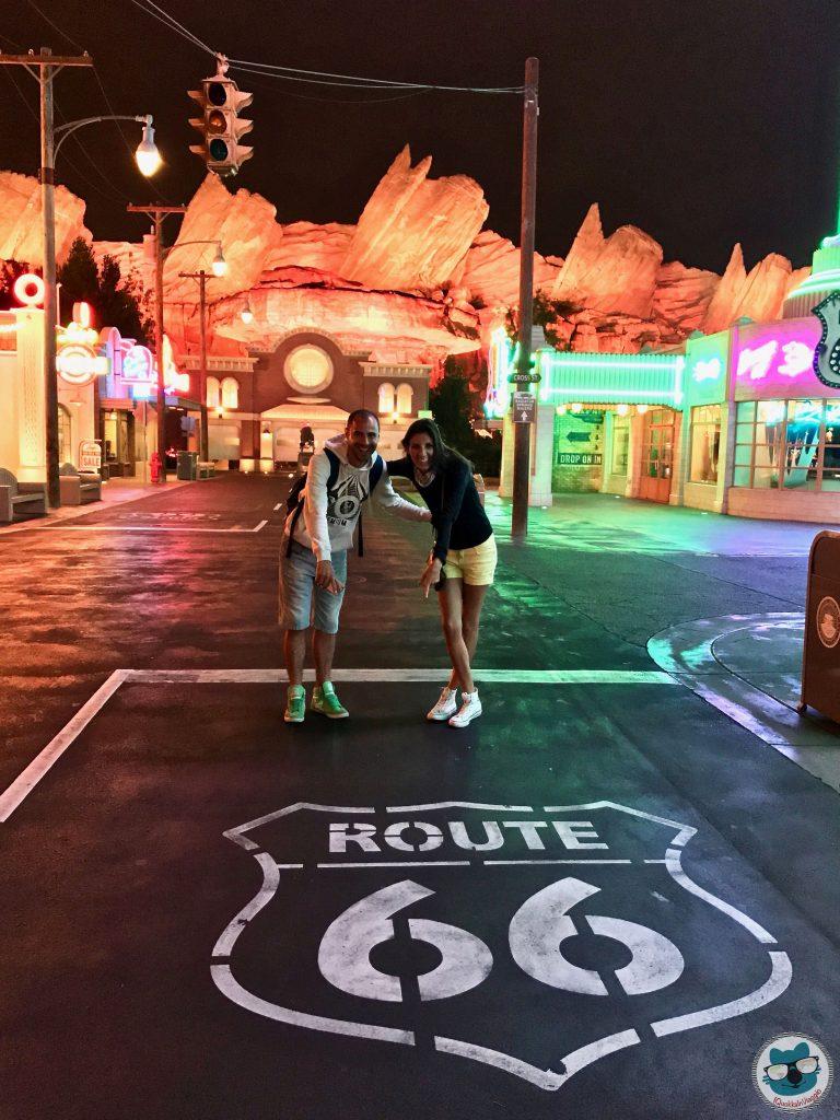 Disneyland - Radiator Spring