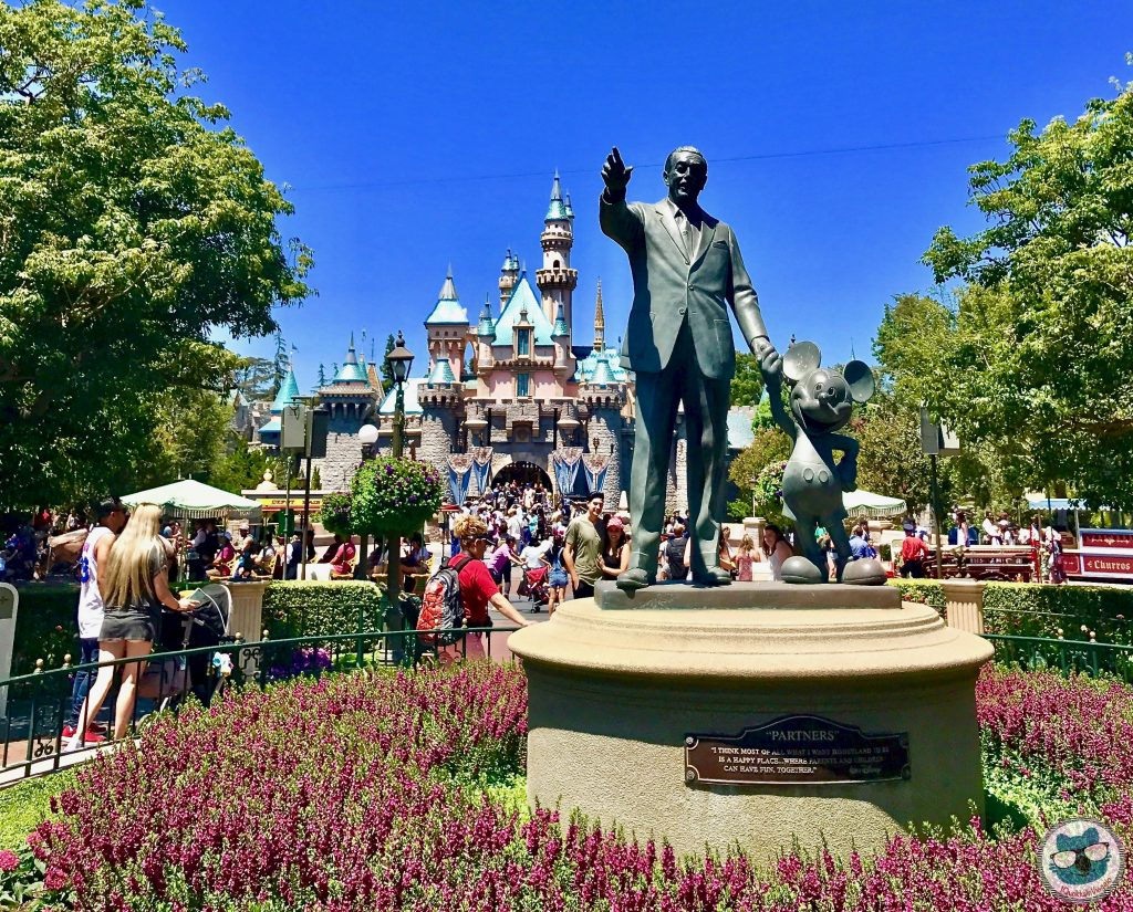 Disneyland - Walt Disney
