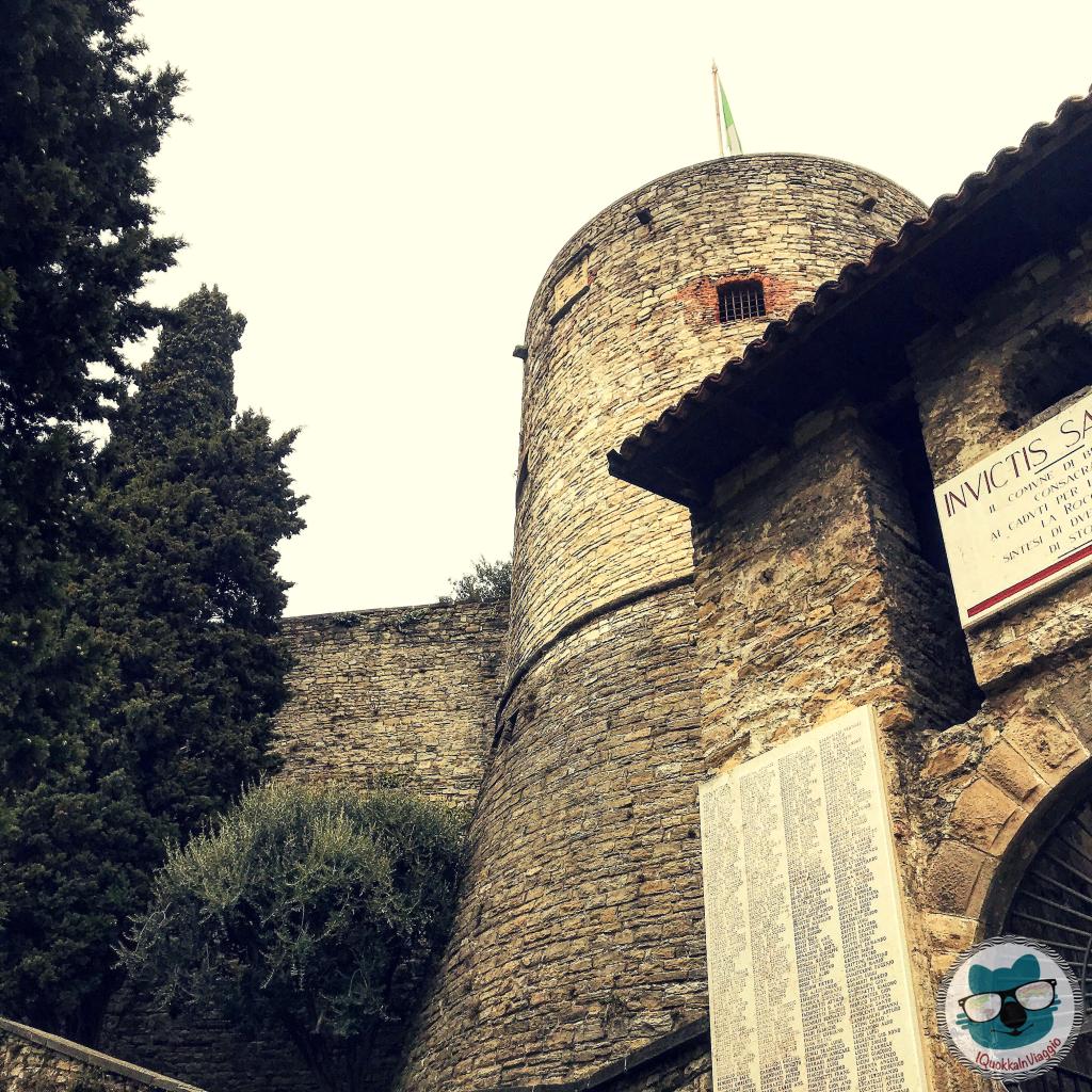 Bergamo - Castello Città Alta