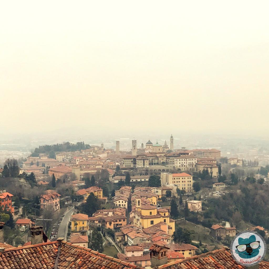 Bergamo - Colle San Vigilio