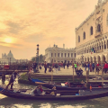 Venezia - Gondola A San Marco