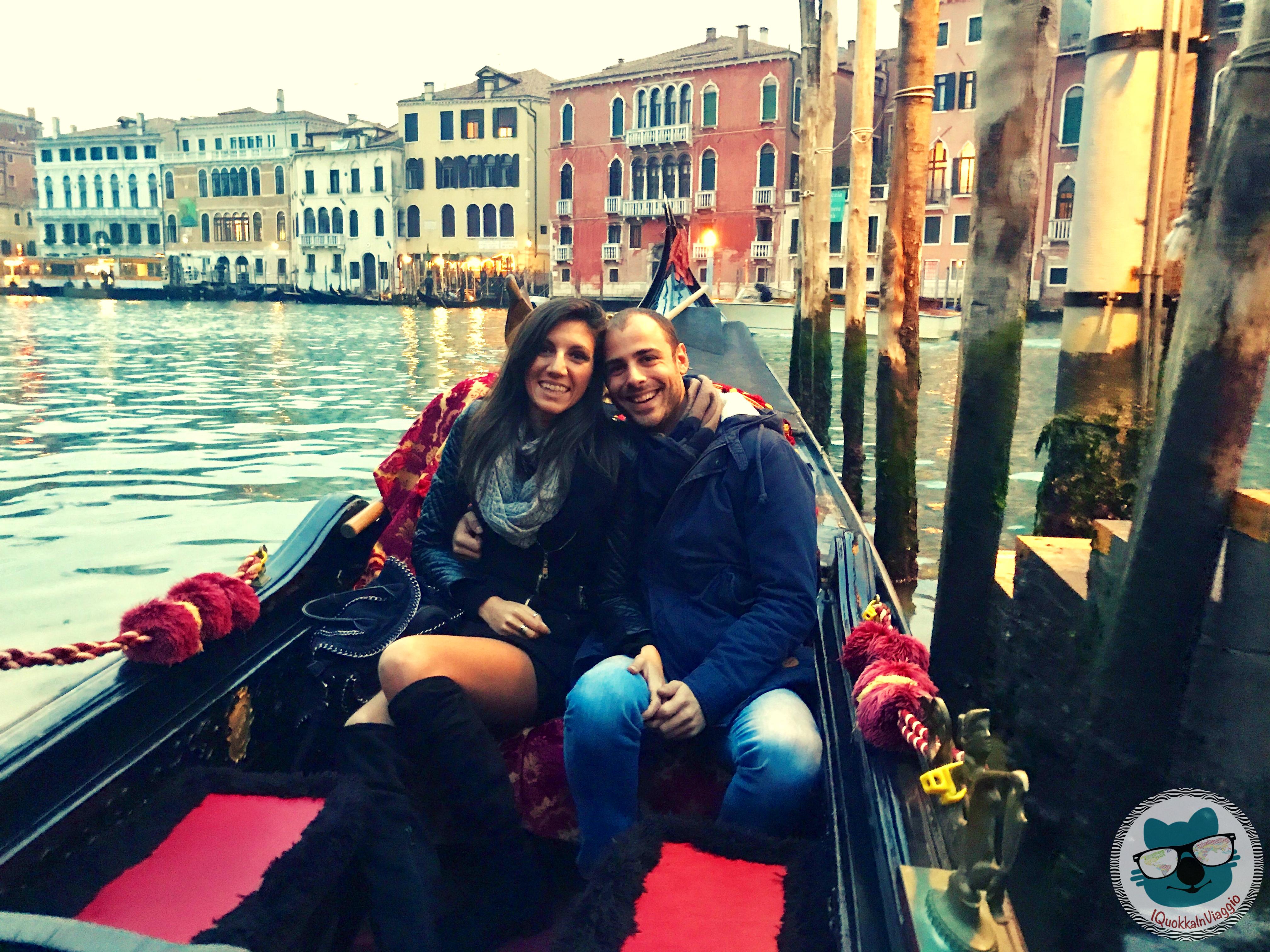 Venezia - I Quokka In Gondola