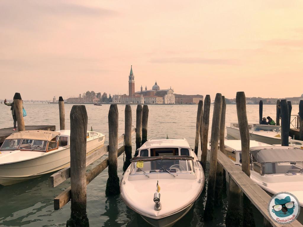 Venezia - San Giorgio Tramonto