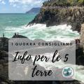 Info utili per le Cinque Terre