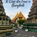 Thailandia - 10 cose da fare a Bangkok