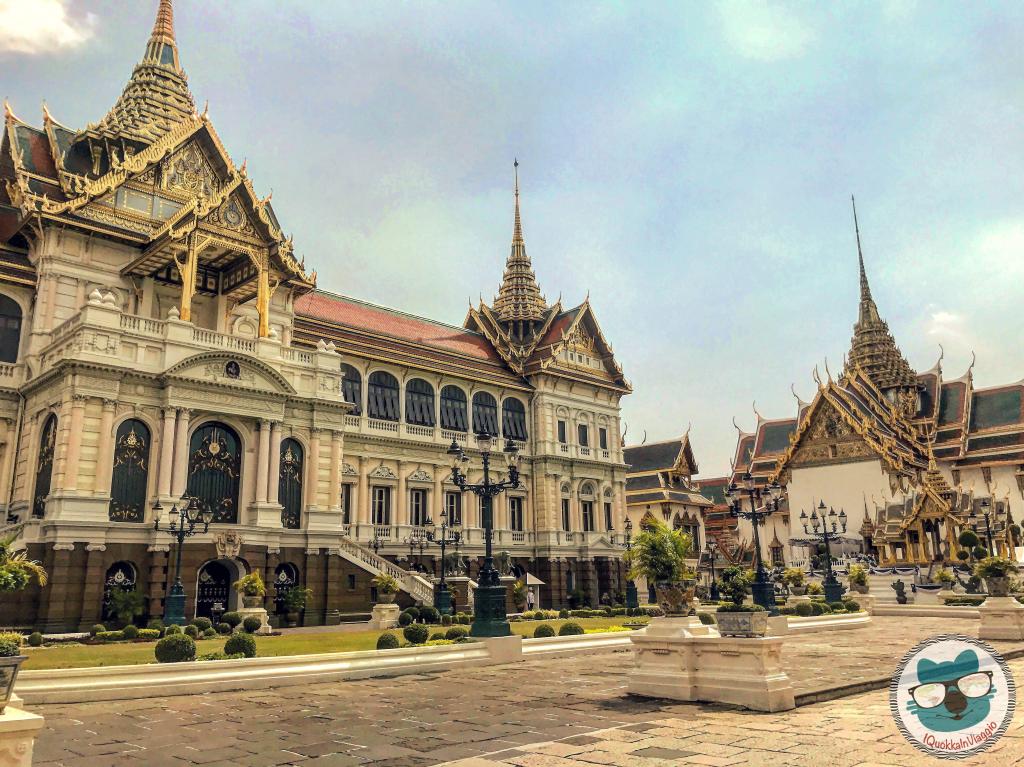 Thailandia - Bangkok Palazzo Reale