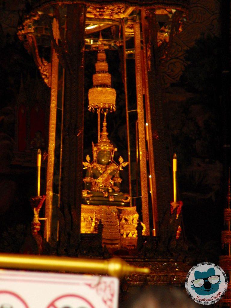 Thailandia - Buddha di Giada