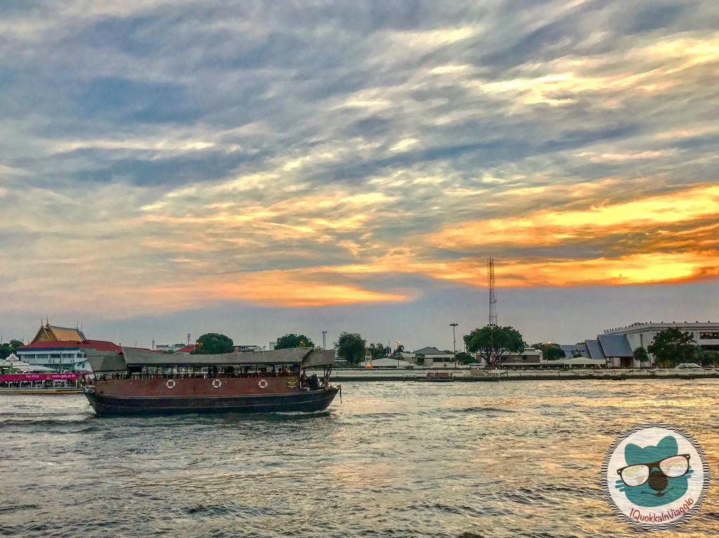 Thailandia - Chao Phraya