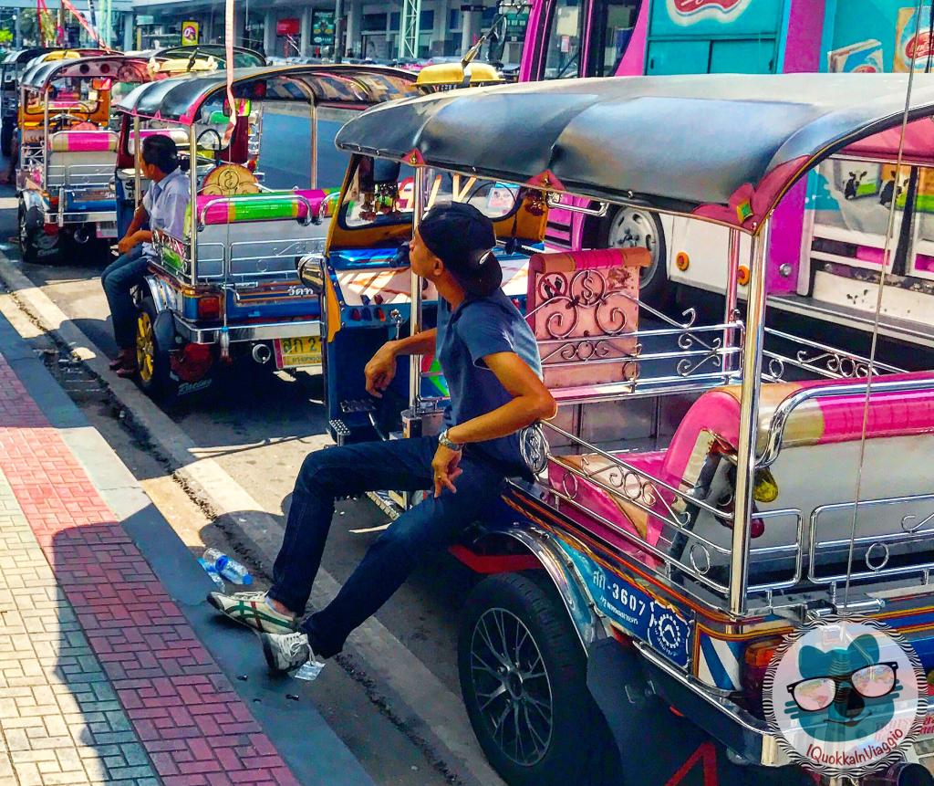 Thailandia - TukTuk
