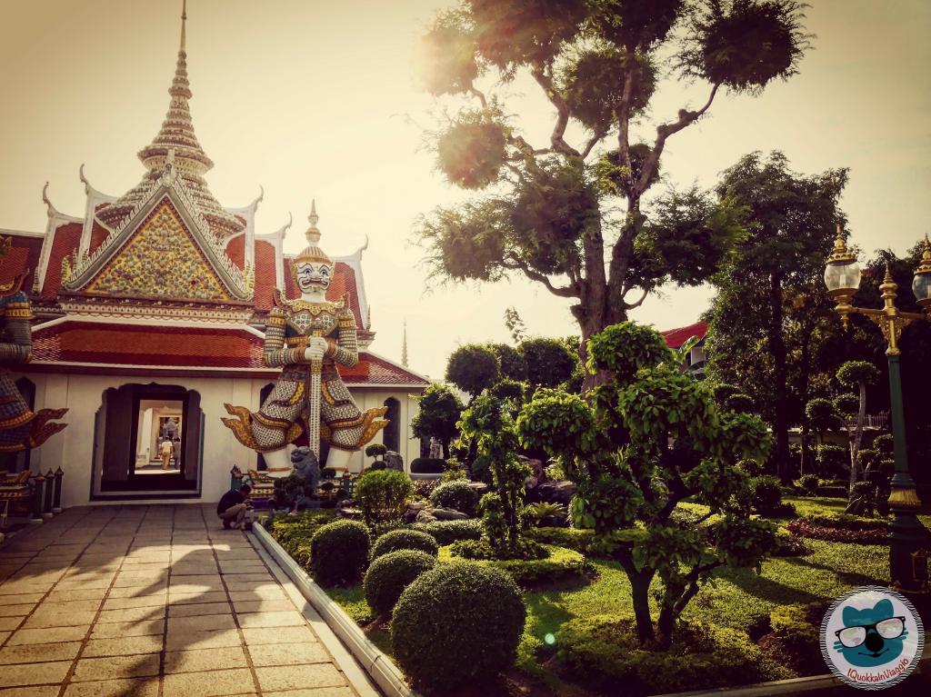 Thailandia - Wat Arun