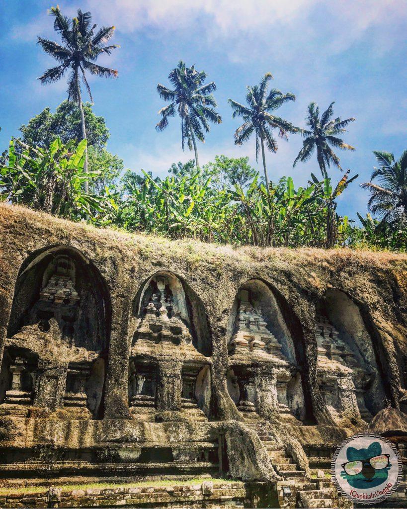 Cosa Vedere a Bali - Itinerario Est - Pura Gunung Kawi