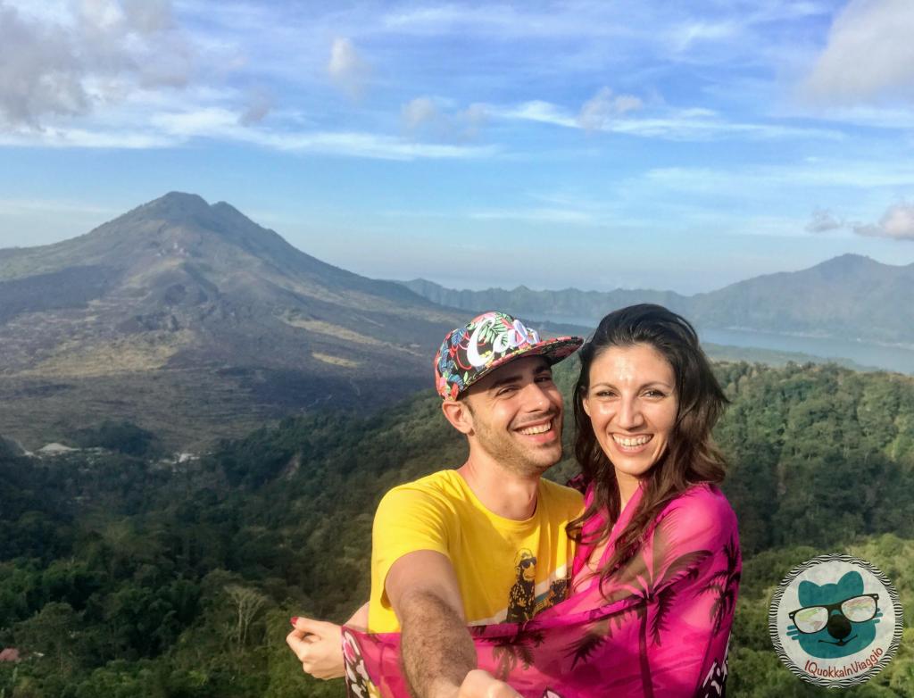 Cosa Vedere a Bali - Itinerario Est - Vulcano Batur