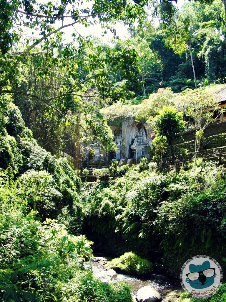 Bali - Pura Gunung Kawi