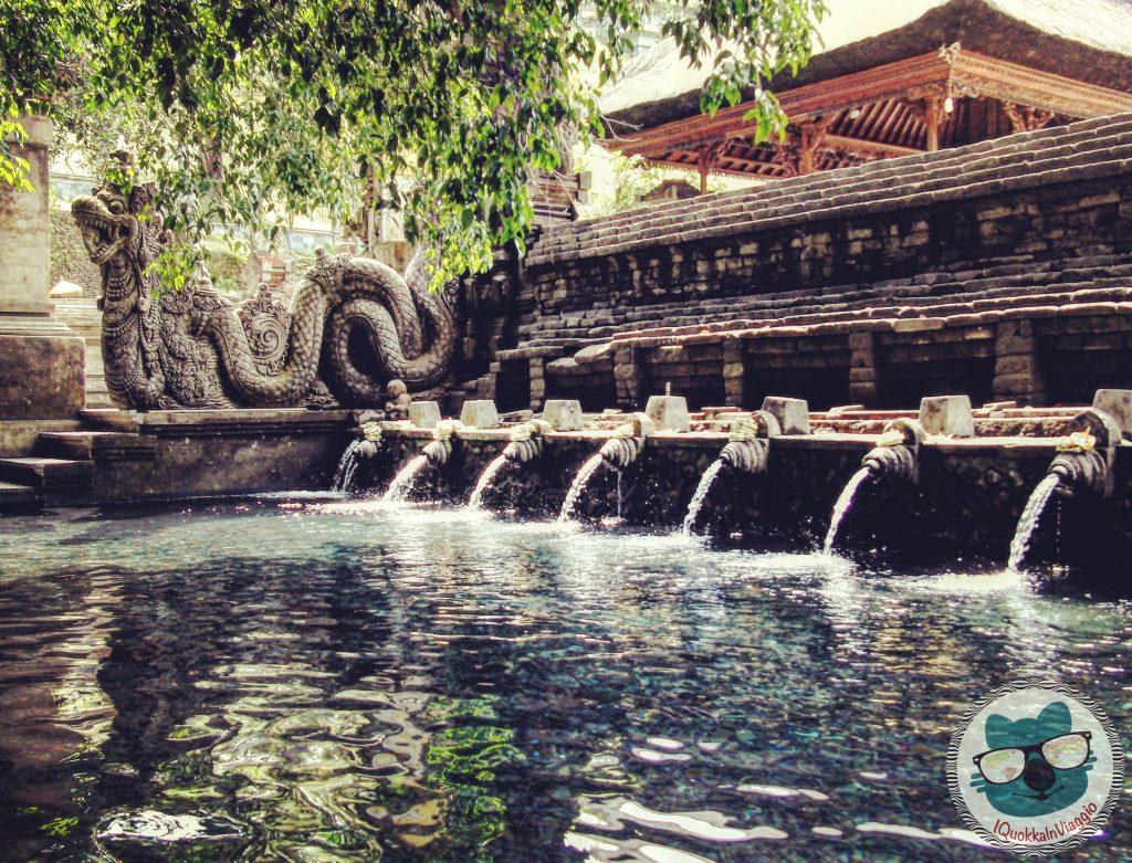 Cosa Vedere a Bali - Itinerario Est - Pura Tirta Empul