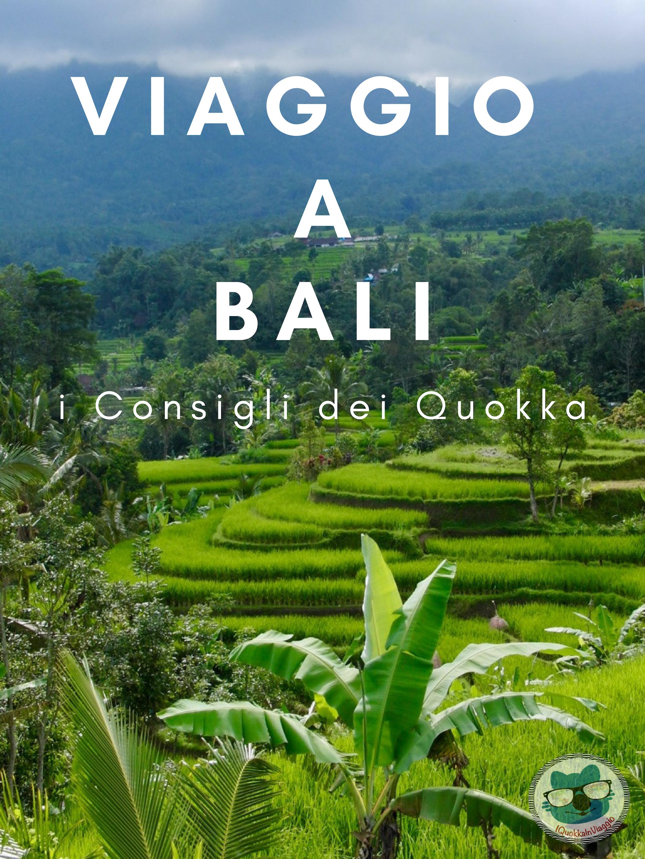 Bali - Viaggio a Bali - Consigli