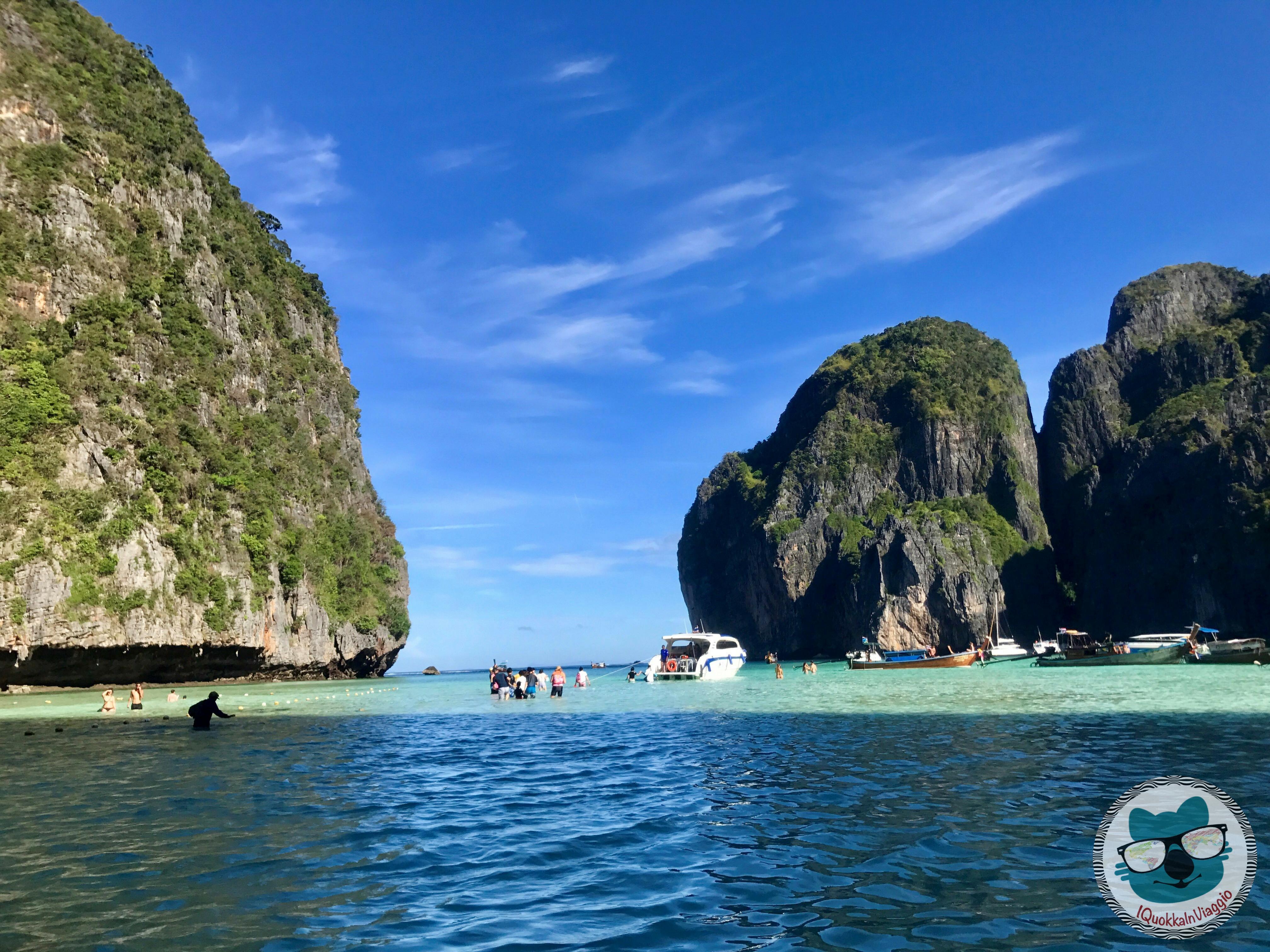Thailandia - PhiPhi Maya Bay3 ris