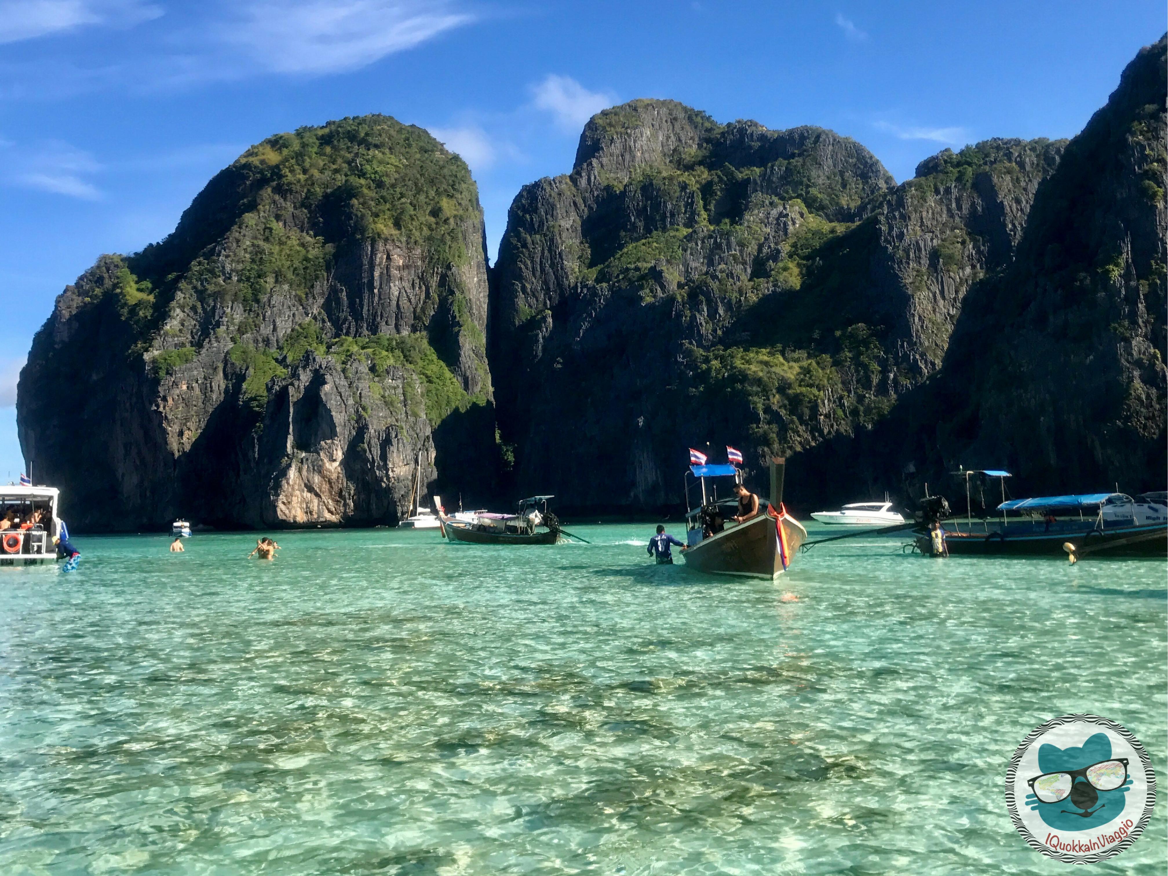 Thailandia - PhiPhi Maya Bay5 ris