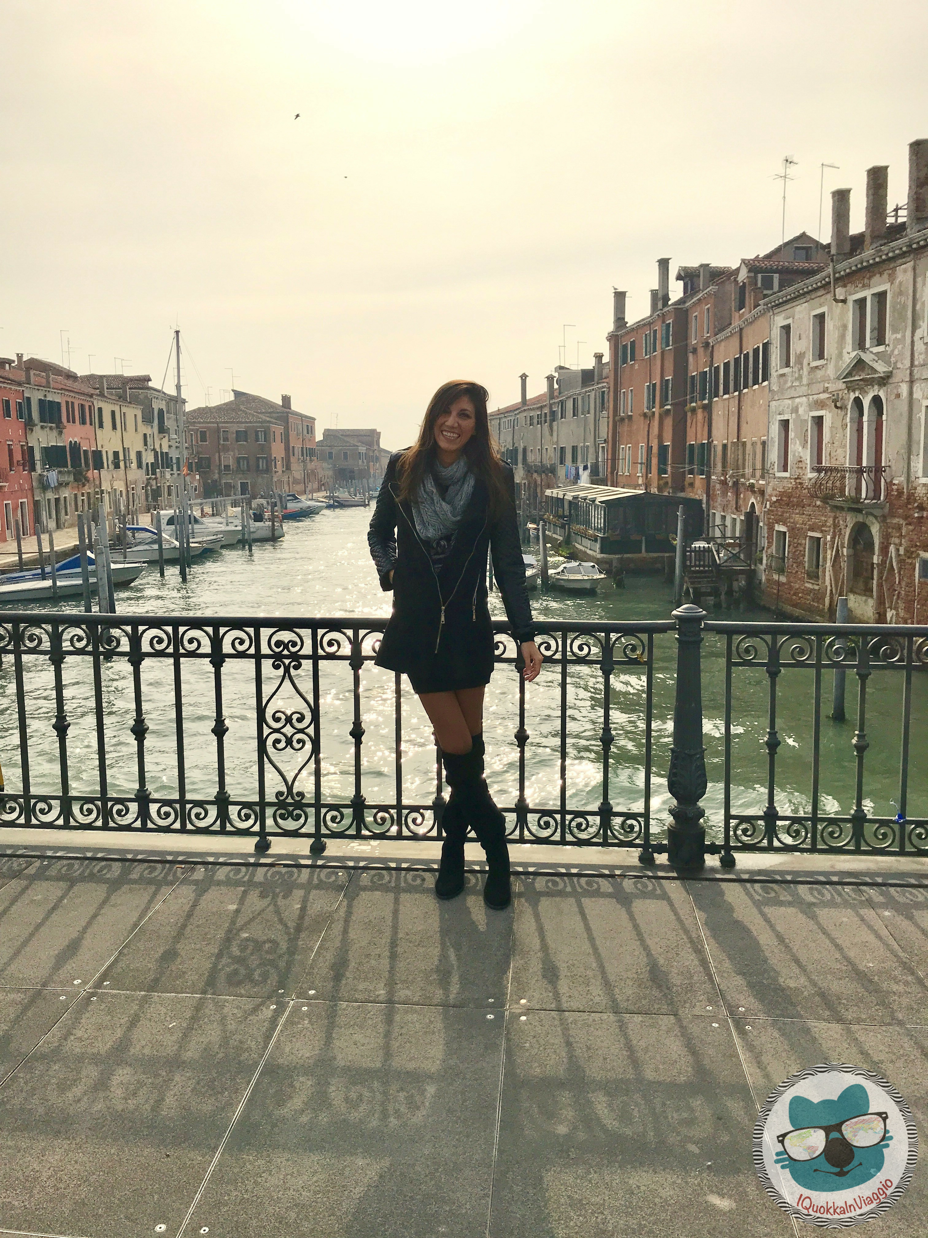 Venezia - Giugi sul Ponte