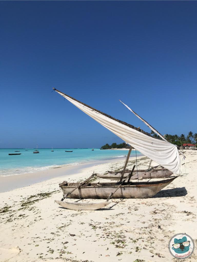 Zanzibar - Nungwi Spiaggia 3 ris