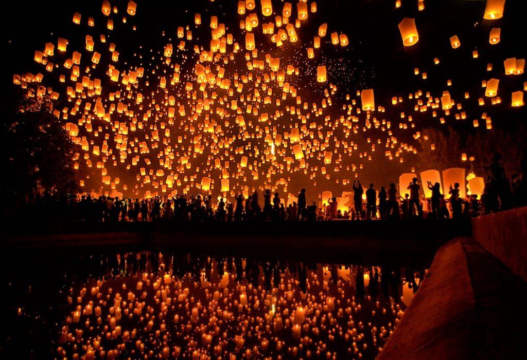 Thailandia - Festival delle Lanterne