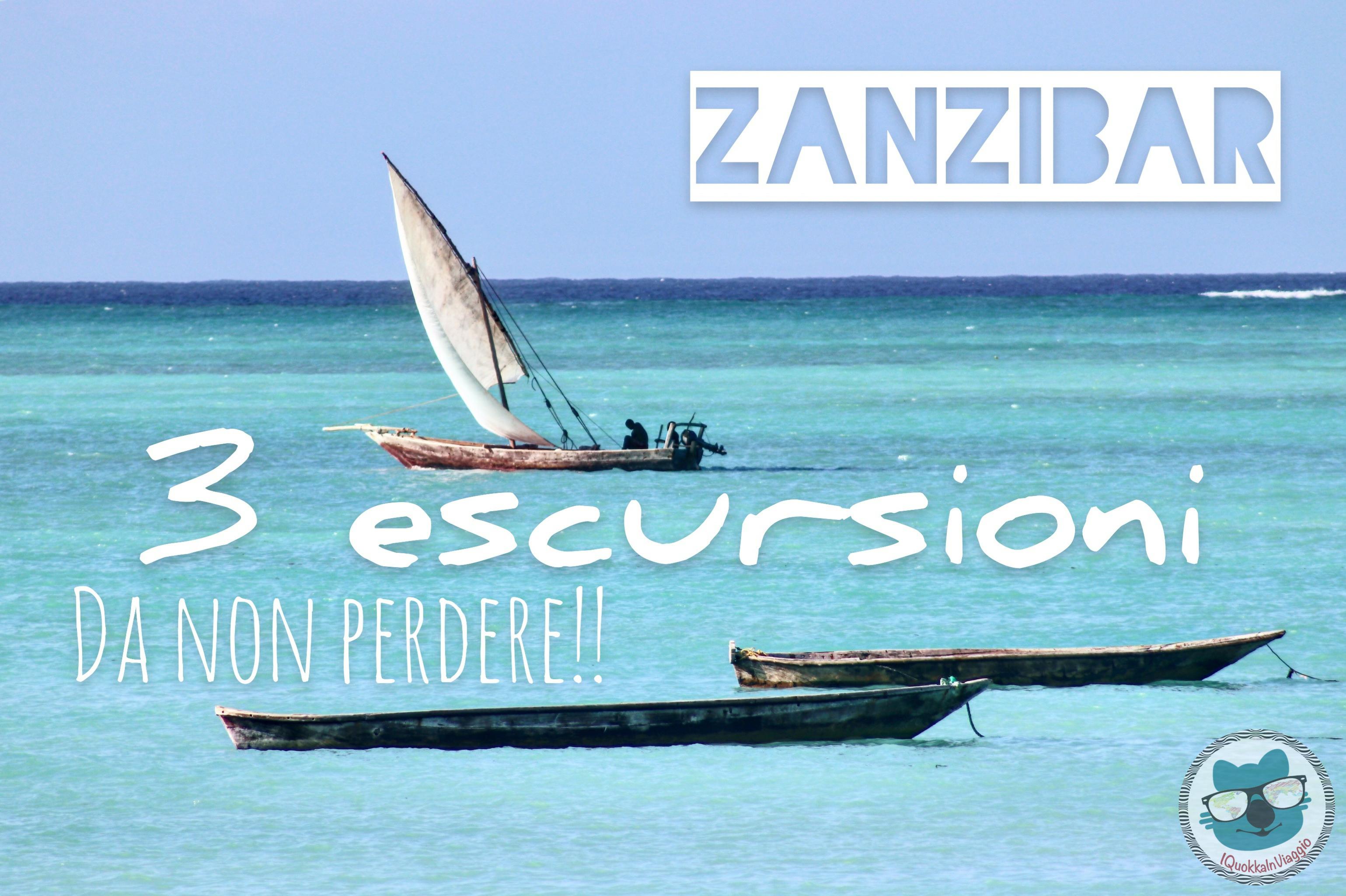 Zanzibar - Copertina
