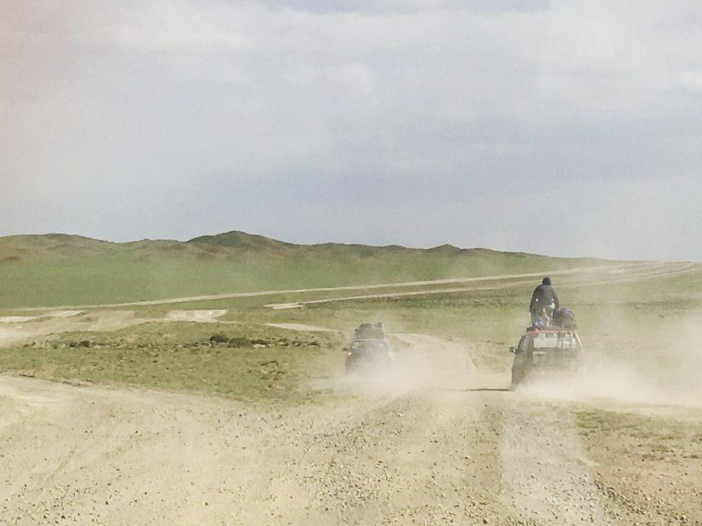 Mongol Rallye