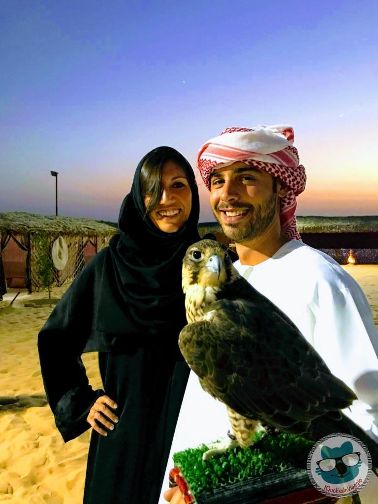 Abu Dhabi - Falconieri