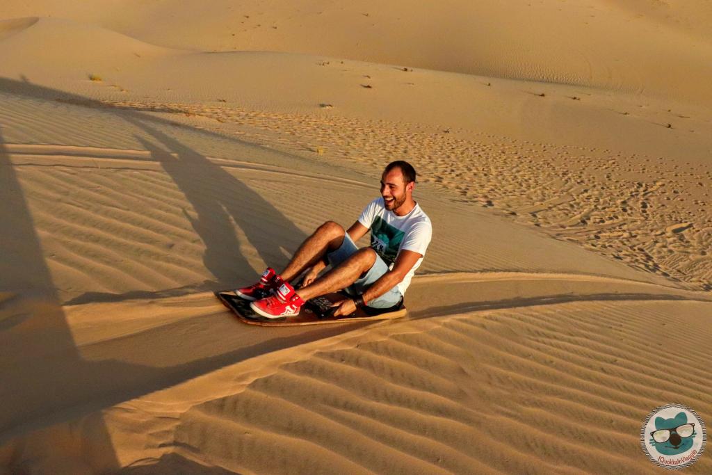 Abu Dhabi - Sanboard