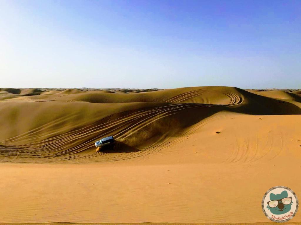 Abu Dhabi - Sand Dunes