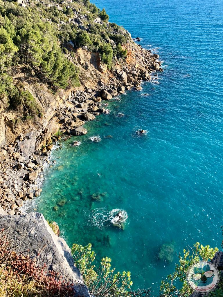 Tellaro - Montemarcello Spiaggia