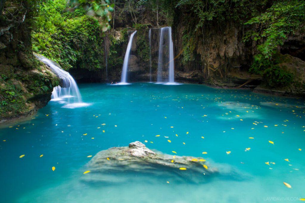 Filippine - Kawasan Falls
