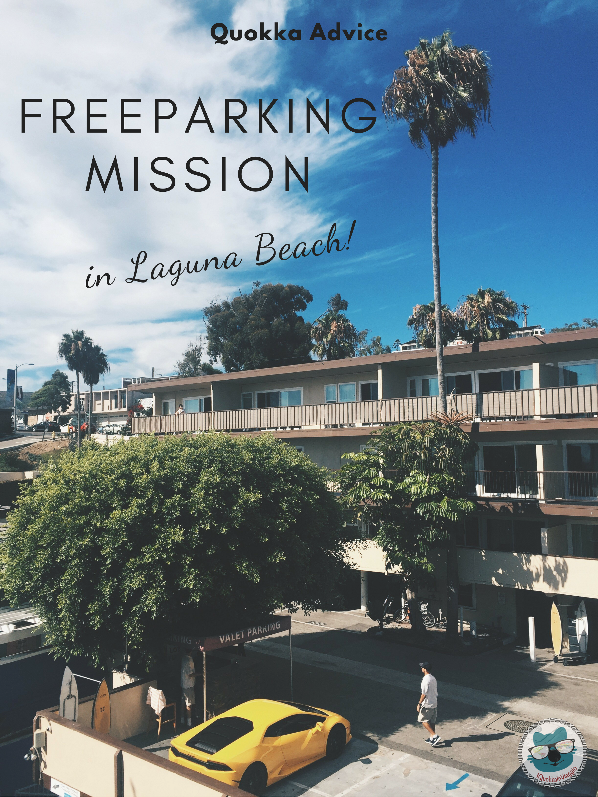 Laguna Beach FreeParking Mission