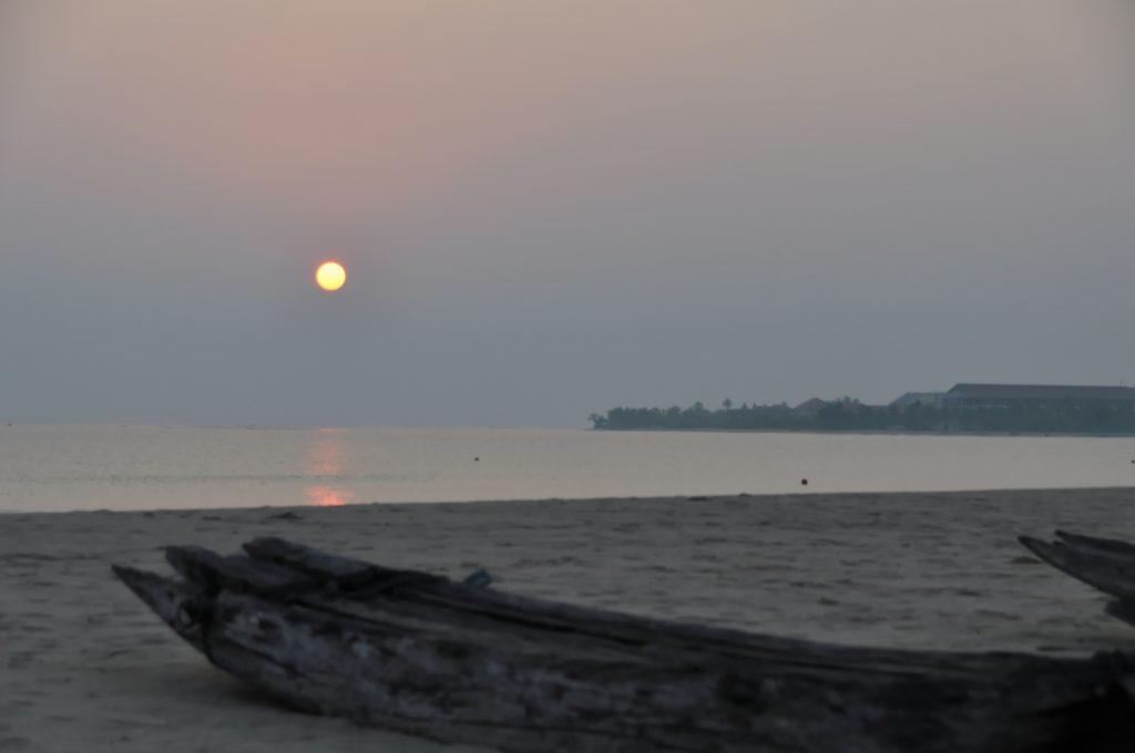 Sunset Pasikuda