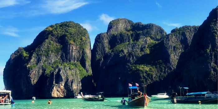 Thailandia - Phi PHi
